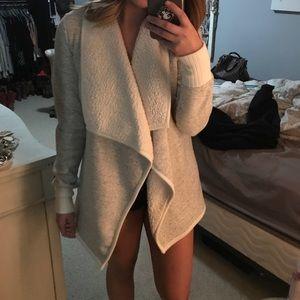 Sherpa-lined Fleece jacket